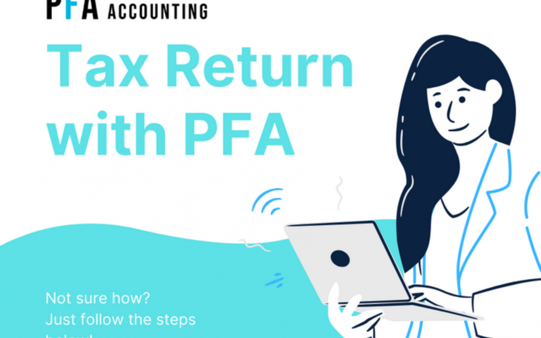 Tax Return with Profit First Accounting